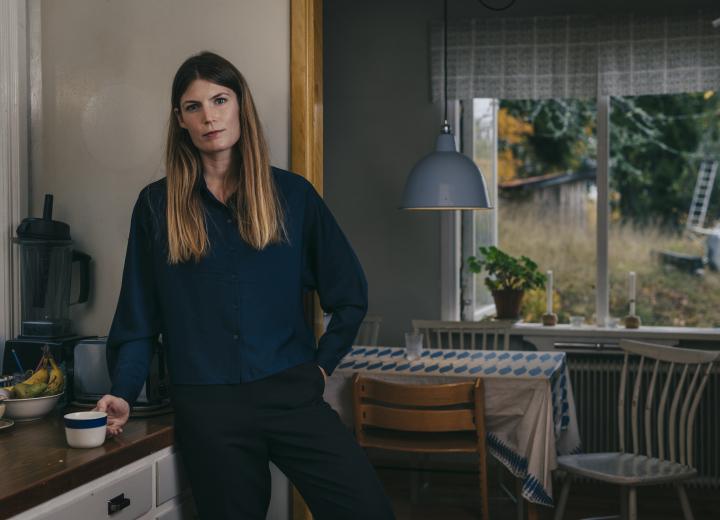 Stiftelsen Natur & Kultur delar ut stipendier till nio författare. Helena Granström är en av vinnarna.