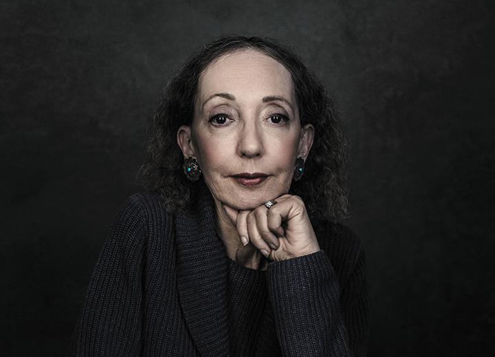 Joyce Carol Oates gästar Kulturhuset stadsteaterns internationell Författarscen