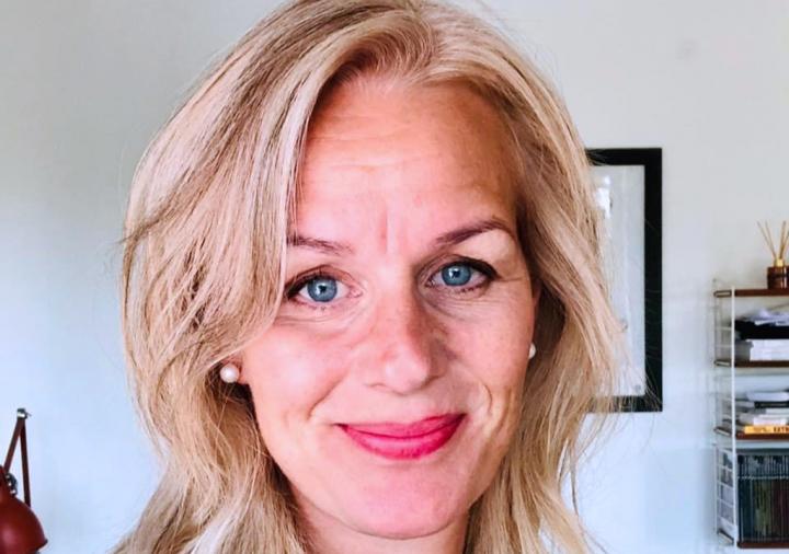 Johanna Rydergren.