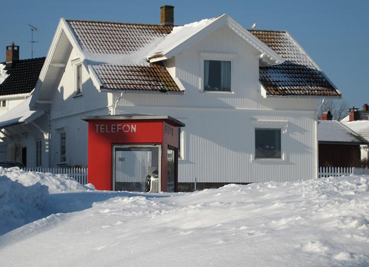 Telefonkiosker omvandlas till läskiosker i Norge
