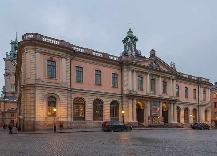 Svenska Akademien trycker på pausknappen för Nobelpriset.
