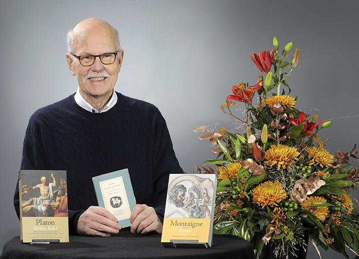 Jan Stolpe får årets Hederspris av Svenska Förläggareföreningen