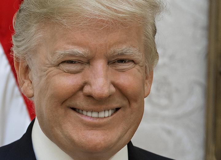 Donald Trump vill ta bort den statliga finansieringen av bibliotek