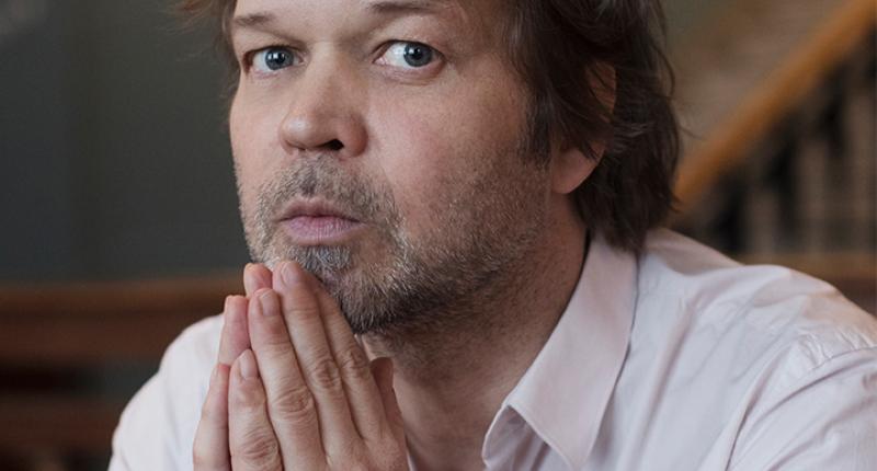 Fagerbergpriset till Tomas Bannerhed