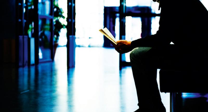 De flesta föredrar att läsa på papper