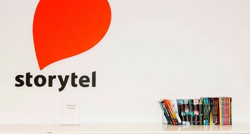 Sydkorea nästa land för Storytel