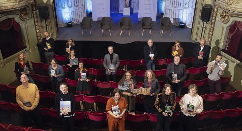 De nominerade till årets Augustpris.