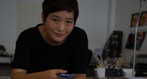 Årets vinnare av Alma priset 2020 är sydkoreanska bilderbokskonstnären Baek Heena