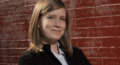 Johanna Gustavsson.
