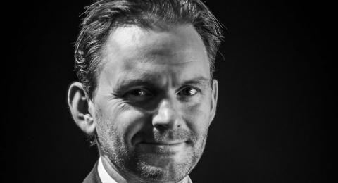 John Tørres Thuv, koncernchef på Gyldendal.