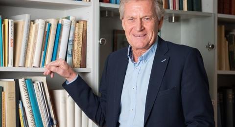 Kristenn Einarsson, vd norska förläggarföreningen.