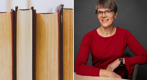 Lotta Brilioth Biörnstad är enhetschef för litteratur och bibliotek på Kulturrådet.