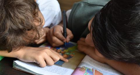 Läsförståelsen ökar men klyftorna likaså enligt Pisaundersökningen 2018