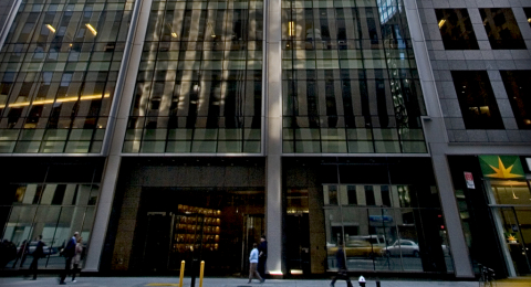 Penguin Random House USA-kontor i New York.