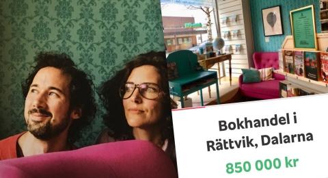 Alexander och Lina Zackrisson vill sälja Sörlins.